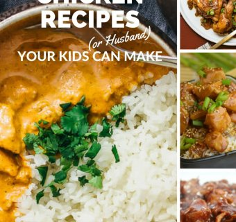 10 Easy Instant Pot Chicken Recipes Your Kids (or Husband) Can Make