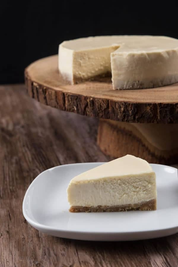 Instant Pot Cheesecake #17